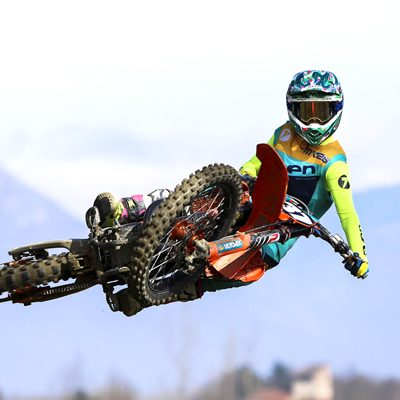 Pilote Monster Energy Supercross Geneva Xylian Ramella